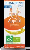 Granions Enfant Appétit Sirop Poire Fl/125ml à Courbevoie