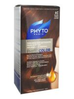 PHYTOCOLOR COLORATION PERMANENTE PHYTO BLOND FONCE CUIVRE 6C à Courbevoie