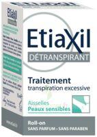 Etiaxil Aisselles Détranspirant Peau Sensibles Roll-on/15ml à Courbevoie