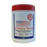 Medikills Lingettes Virucides Médicales Et Alimentaires B/150 à Courbevoie