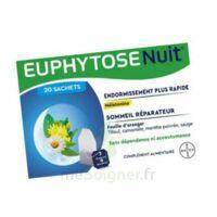 Euphytosenuit Tisane 20 Sachets à Courbevoie