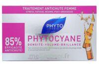 PHYTOCYANE SOIN ANTICHUTE STIMULATEUR DE CROISSANCE PHYTO 12 x 7,5ML à Courbevoie