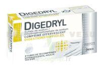 DIGEDRYL, comprimé effervescent à Courbevoie