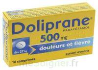 DOLIPRANE 500 mg Comprimés 2plq/8 (16) à Courbevoie