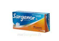 SARGENOR SANS SUCRE 1 g, comprimé à croquer 2T/20 (40) à Courbevoie