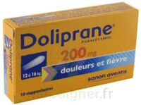 DOLIPRANE 200 mg Suppositoires 2Plq/5 (10) à Courbevoie