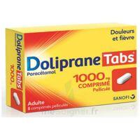 Dolipranetabs 1000 Mg Comprimés Pelliculés Plq/8 à Courbevoie