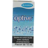OPTIVE, fl 10 ml à Courbevoie