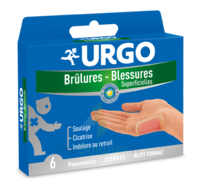 URGO BRULURES-BLESSURES x 6 à Courbevoie