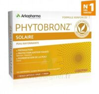 Phytobronz Solaire Caps Tous Types De Peaux 2b/30 à Courbevoie
