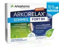 Arkorelax Sommeil Fort 8h Comprimés B/15 à Courbevoie