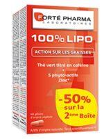 FORTE PHARMA 100% LIPO GELULES LE LOT DE 2 à Courbevoie