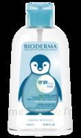 Abcderm H2o Solution Sans Rinçage Nettoyante Bébé Fl Pompe/1l à Courbevoie