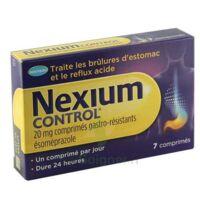 Nexium Control 20 Mg Cpr Gastro-rés Plq/7 à Courbevoie