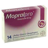 Mopralpro 20 Mg Cpr Gastro-rés Film/14 à Courbevoie