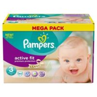 PAMPERS ACTIVE FIT T3 X 90 à Courbevoie