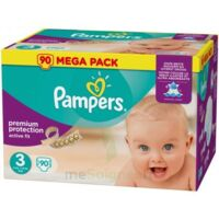 PAMPERS ACTIVE FIT T3 MEGA PACK 90 à Courbevoie
