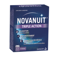 NOVANUIT Triple action Gélules B/30 à Courbevoie