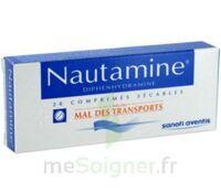 NAUTAMINE, comprimé sécable à Courbevoie