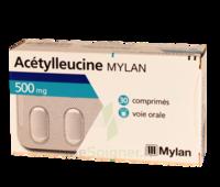 ACETYLLEUCINE MYLAN 500 mg, comprimé à Courbevoie
