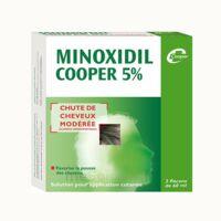 MINOXIDIL COOPER 5 %, solution pour application cutanée à Courbevoie