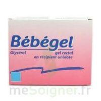 BEBEGEL, gel rectal en récipient unidose à Courbevoie