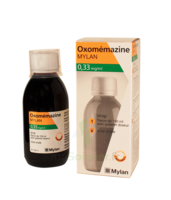 OXOMEMAZINE MYLAN 0,33 mg/ml, sirop à Courbevoie