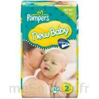 PAMPERS COUCHES NEW BABY DRY 3-6KG X 66 à Courbevoie