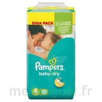 PAMPERS COUCHES BABYDRY 8-16KG X 120 à Courbevoie
