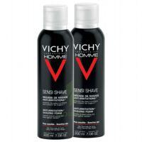 VICHY mousse à raser peau sensible LOT à Courbevoie