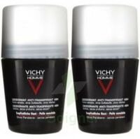 VICHY ANTI-TRANSPIRANT HOMME Bille anti-trace 48h LOT à Courbevoie