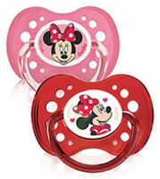 Dodie Disney sucettes silicone +18 mois Minnie Duo à Courbevoie