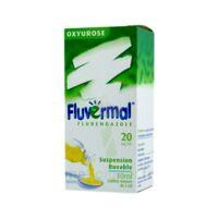 FLUVERMAL 2 POUR CENT, suspension buvable à Courbevoie