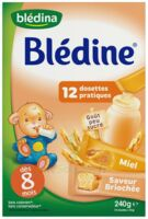 Blédine Miel/Briochée 12 dosettes de 20g à Courbevoie