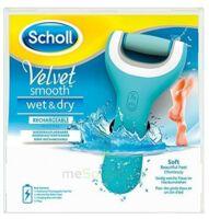 Scholl Velvet Smooth Wet&Dry Râpe électrique rechargeable à Courbevoie