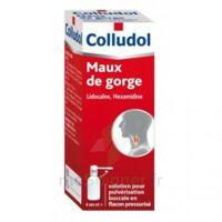 COLLUDOL Solution pour pulvérisation buccale en flacon pressurisé Fl/30 ml + embout buccal à Courbevoie