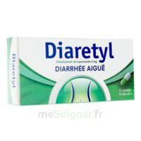 DIARETYL 2 mg, gélule à Courbevoie