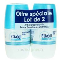 Etiaxil Deo 48h Roll-on Lot 2 à Courbevoie