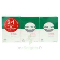 Silettum Nutrition Du Cheveu 60 X2 + 60 Offertes à Courbevoie