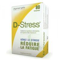 D-stress, Boite De 80 à Courbevoie