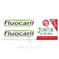 FLUOCARIL JUNIOR Gel dentifrice fruits rouges 6/12ans 2T/75ml à Courbevoie