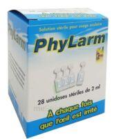 PHYLARM, unidose 2 ml, bt 28 à Courbevoie