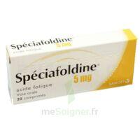 SPECIAFOLDINE 5 mg, comprimé à Courbevoie