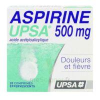 ASPIRINE UPSA 500 mg, comprimé effervescent à Courbevoie