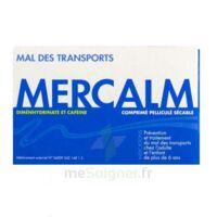MERCALM, comprimé pelliculé sécable à Courbevoie