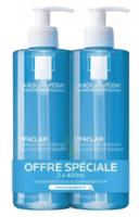 Effaclar Gel moussant purifiant 2*400ml à Courbevoie