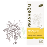 PRANAROM Huile végétale bio Macadamia 50ml à Courbevoie