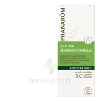 PRANAROM AROMAFORCE Lotion friction 5ml à Courbevoie