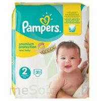 Pampers New Baby T2 3-6kg à Courbevoie