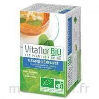 Vitaflor Bio Tisane Serenité à Courbevoie